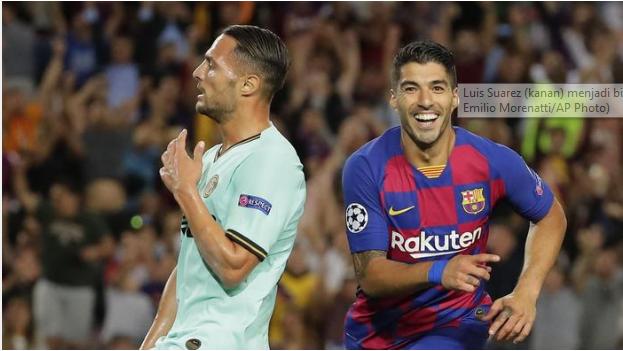 Fakta Mengejutkan Usai Barcelona Bungkam Inter di Camp Nou