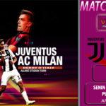 PREDIKSI JUVENTUS VS AC MILAN 11 NOVEMBER 2019