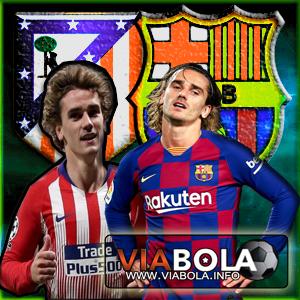 Griezmann Kembali, Atletico: Fokus Saja ke Barcelona www.viabola.info