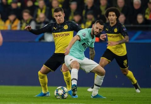 Borussia Dortmund Sukses Benamkan Inter Milan www.viabola.info