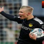 Erling Haaland Cetak Hattrick Di Laga Debut Bersama Dortmund