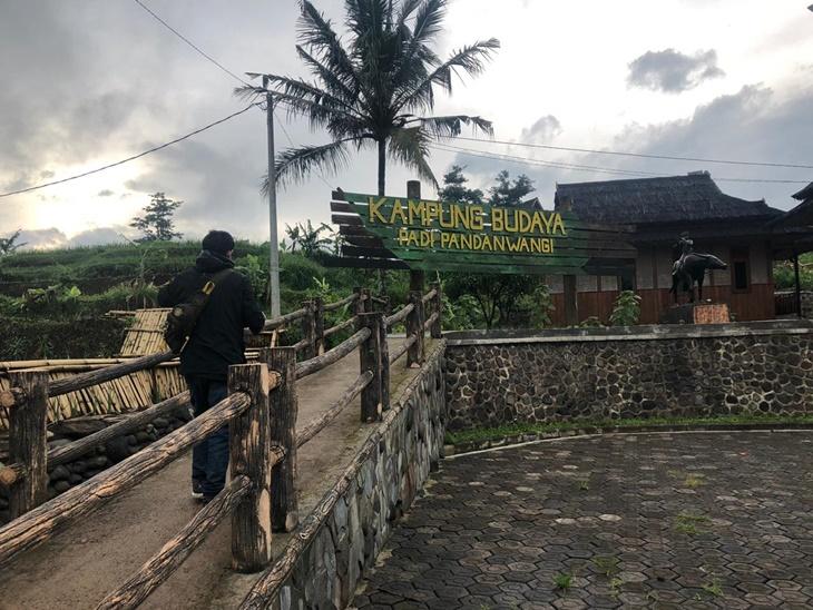Menikmati Alam Perdesaan di Kampung Budaya Pandanwangi