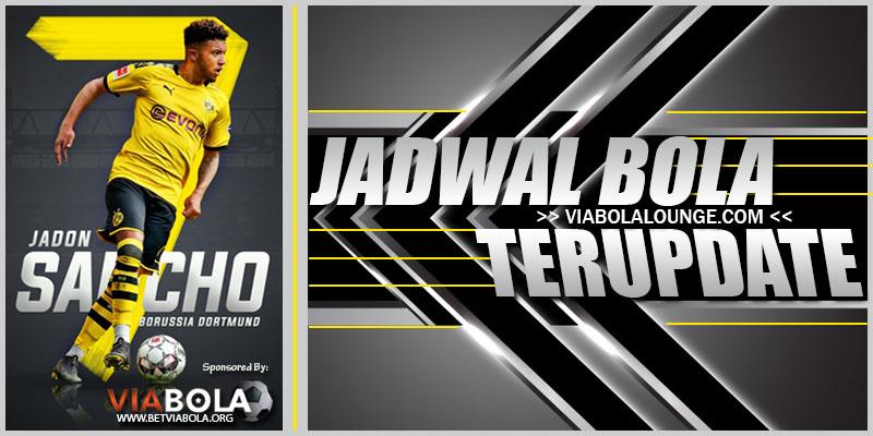 JADWAL BOLA 25-26 NOVEMBER 2020